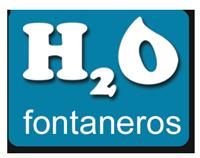 logo H2O fontaneros
